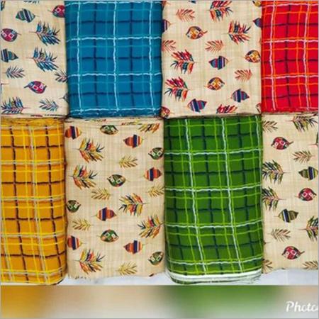 Luxery Rayon Print Fabric