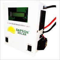 12-24V Solar Management Unit