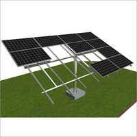 Solar Water Pump Structure