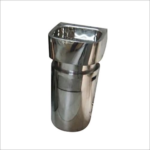 Stainless Steel Washbasin Cum Dustbin