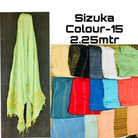 Designer Cotton Net Dupatta