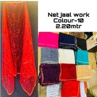 Net Work Ladies Dupatta