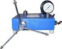 Calibration of Pressure Gauges