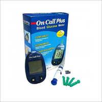 On Call Plus Glucose Meter