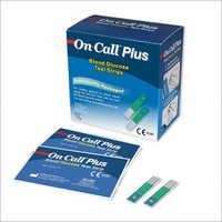 On Call Plus Blood Glucose Test Strip