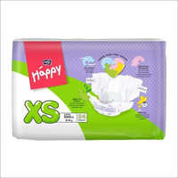 Extra Small Bella Happy Disposable Baby Diaper