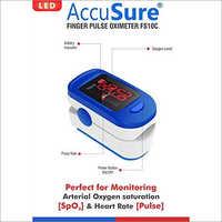 Accusure Fingertip Pulse Oxymeter