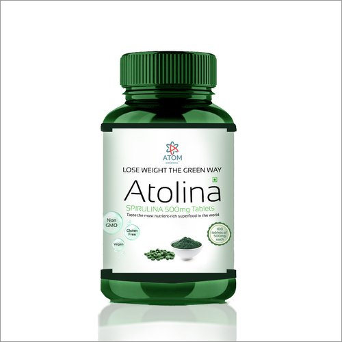 Atolina Organic Spirulina Tablets