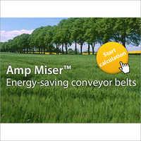 Amp Miser Energy Saving Conveyor Belts