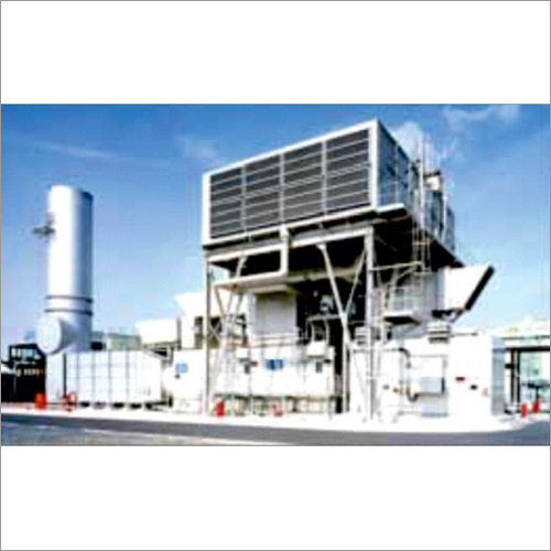 Power/Oil And Gas Plant Equipments