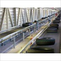 Horizontal Conveying Belts