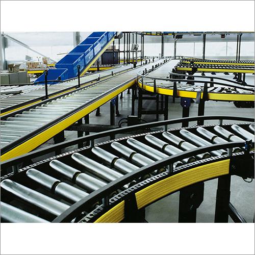 Industrial Live Roller Belts