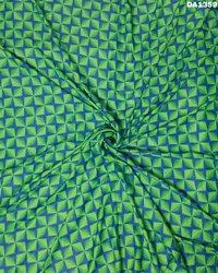 6MM Checks Digital Print Fabric