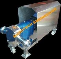 Cheese Transfer Pump