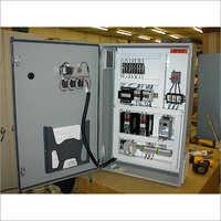 Industrial Machine Control Panel