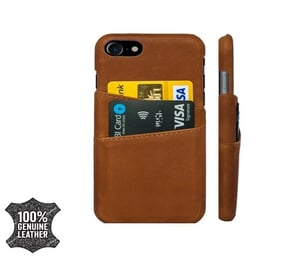 Iphone 8 Leather Case With Card Slots