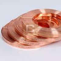 Ec Grade Copper Earthing Strip