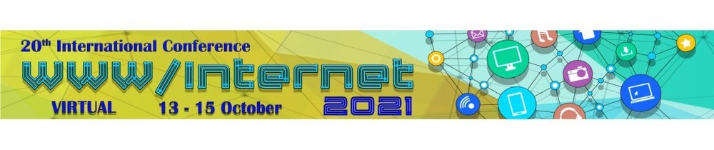 20th International Conference WWW/Internet 2021