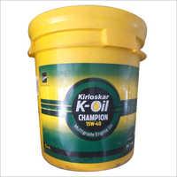 Kirlosker K-oil 15w40 Multigrade Oil