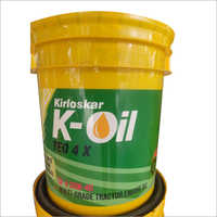 Kirlosker K-oil Teo4x  Cf4 20w40 Multigrade Tractor Engine Oil