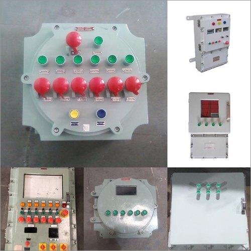 Temperature Flameproof Control Panel