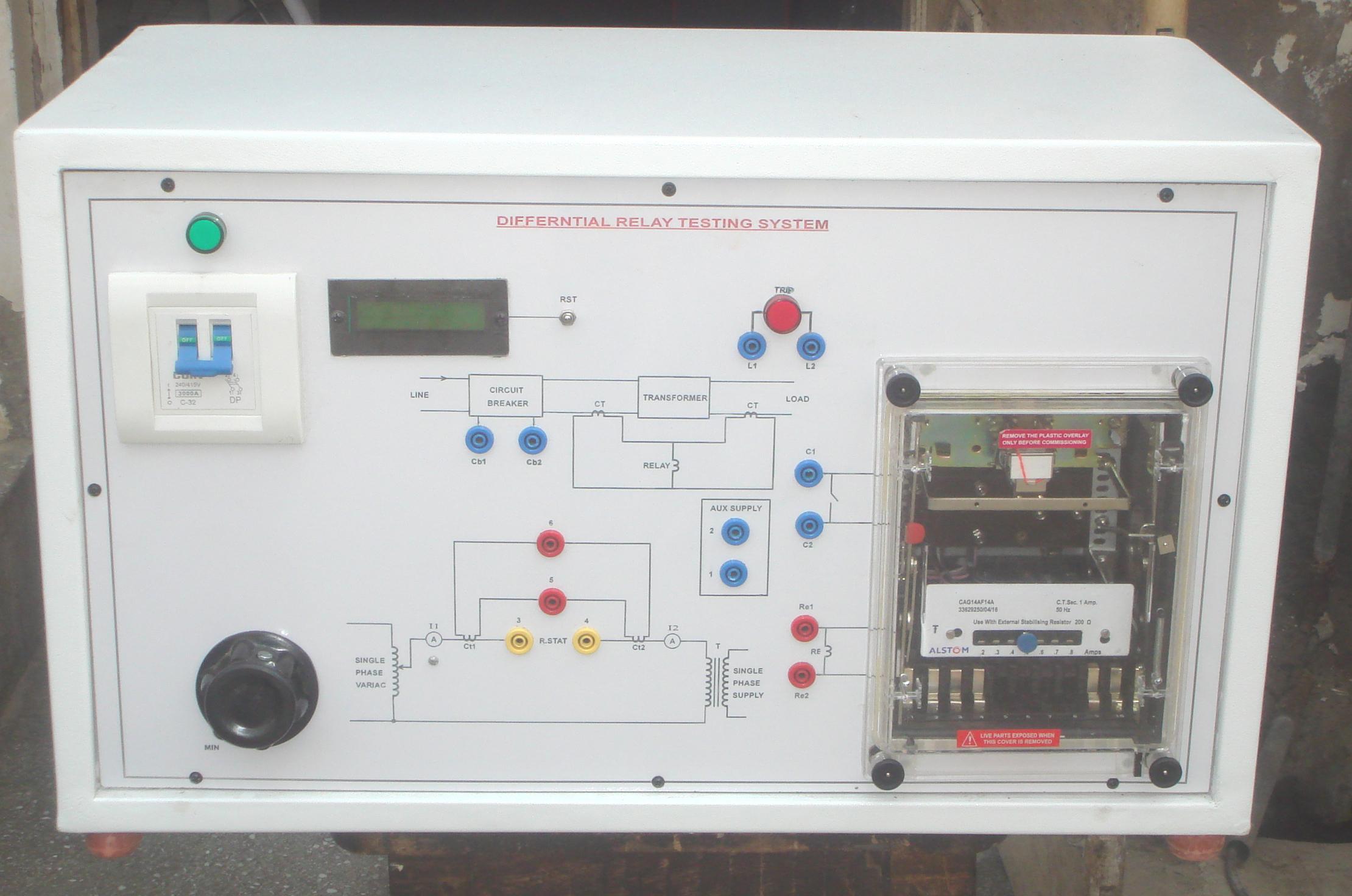 Power And Switchgear