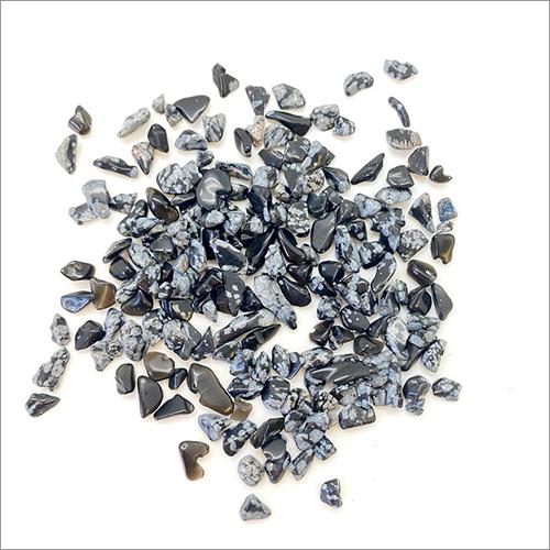 Snowflake Obsidian Precious Stone