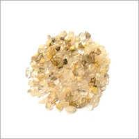 Blonde Crystal Precious Stone