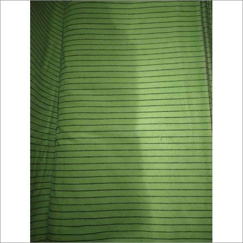 Cotton Plastic Green Striped Tarpaulin