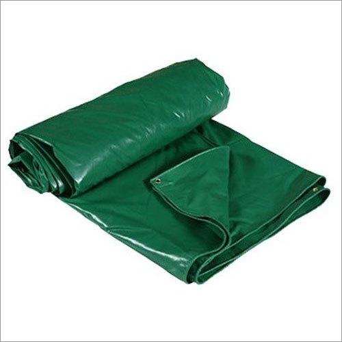 Plastic Green Tarpaulin