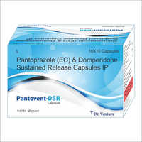 Pantoprazole (EC) And Domperidone Sustained Release Capsules IP