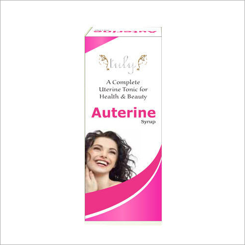 Uterine Tonic For Helath And Beauty Syrup