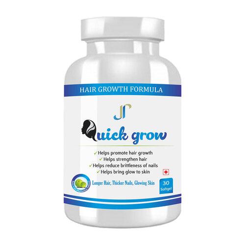 Hair Growth Formula Softgel Capsules