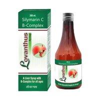 200ml Silymarin C Amd B Complex Lovanthus Syrup