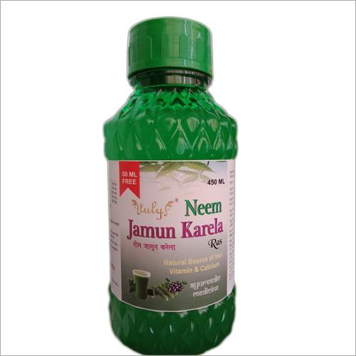 Neem Jamun Karela 450ml Ras