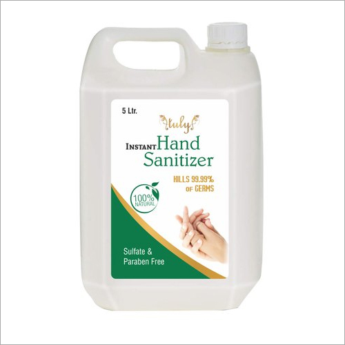 5Ltr Instant Hand Sanitizer