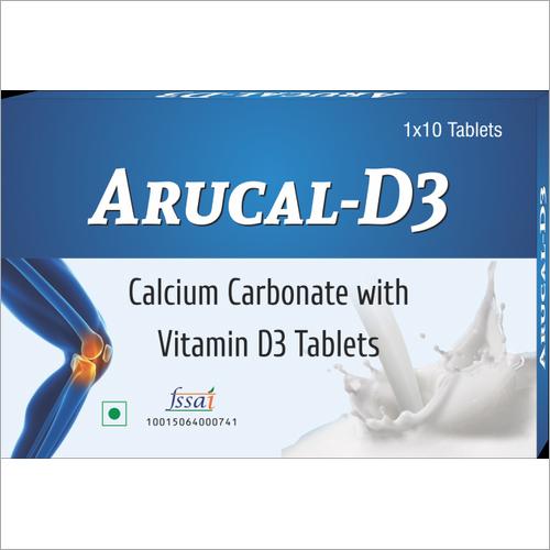 Calcium Carbonate Tablet