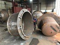Fabricated Tanks Vessels