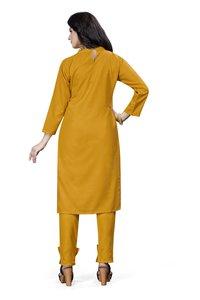 Ladies Modern Cotton Kurtis With Pants