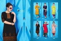 Ladies Modern Cotton Designer Kurtis