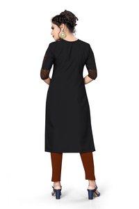 Ladies Fancy Cotton Designer Kurtis
