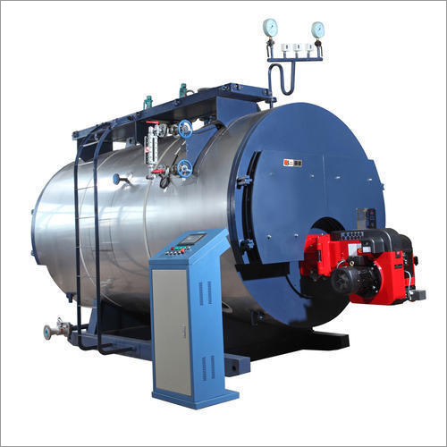 Oil and Gas Fired Boiler