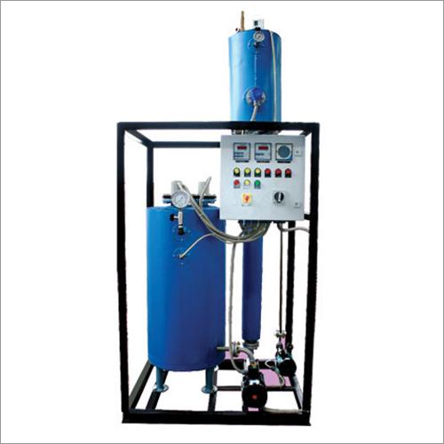 Smoke Tube Hot Water Generator