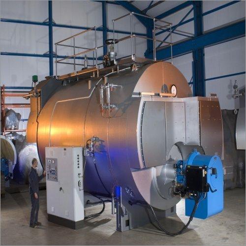 Wood Fired Steam Generator
