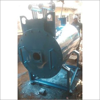Horizontal Gas And Diesel Fired Boiler