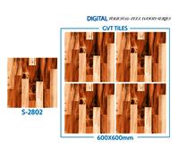 600 X 600 Mm Wood Series Porcelain Tiles