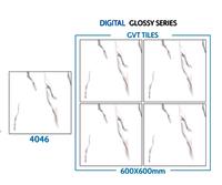 600 X 600 Mm Glossy Porcelain Tiles