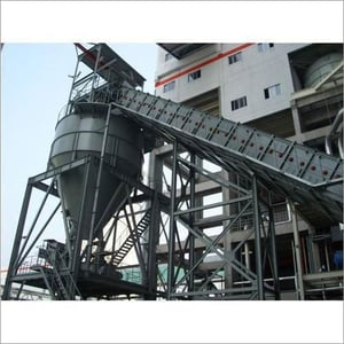 Industrial Ash Handling Plant