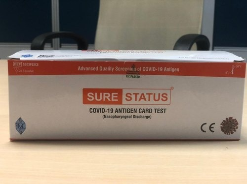 Surestatus Covid 19 Ag Test Kit Who Approved