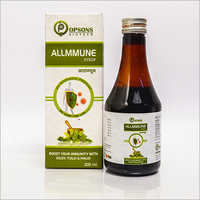 200 ML Boost Ypur Immunity With Giloy, Tulsi And Haldi Syrup